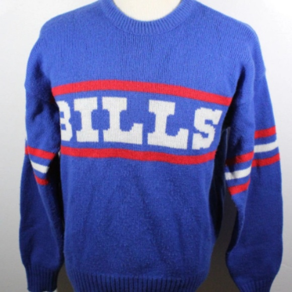Cliff engle Other - Vintage Cliff Engle Buffalo Bills Blue Coach s Swe a54241641